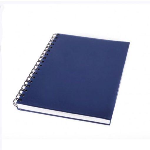 caderno capa emborrachada