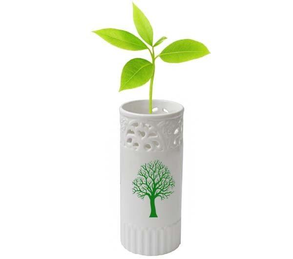 vaso para plantas personalizado